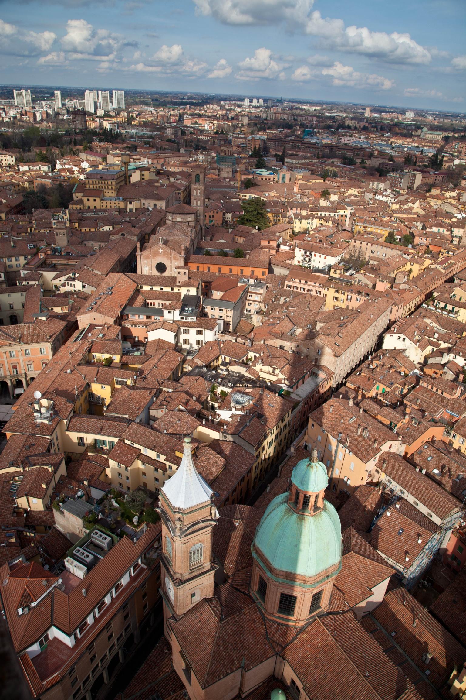 bologna travel