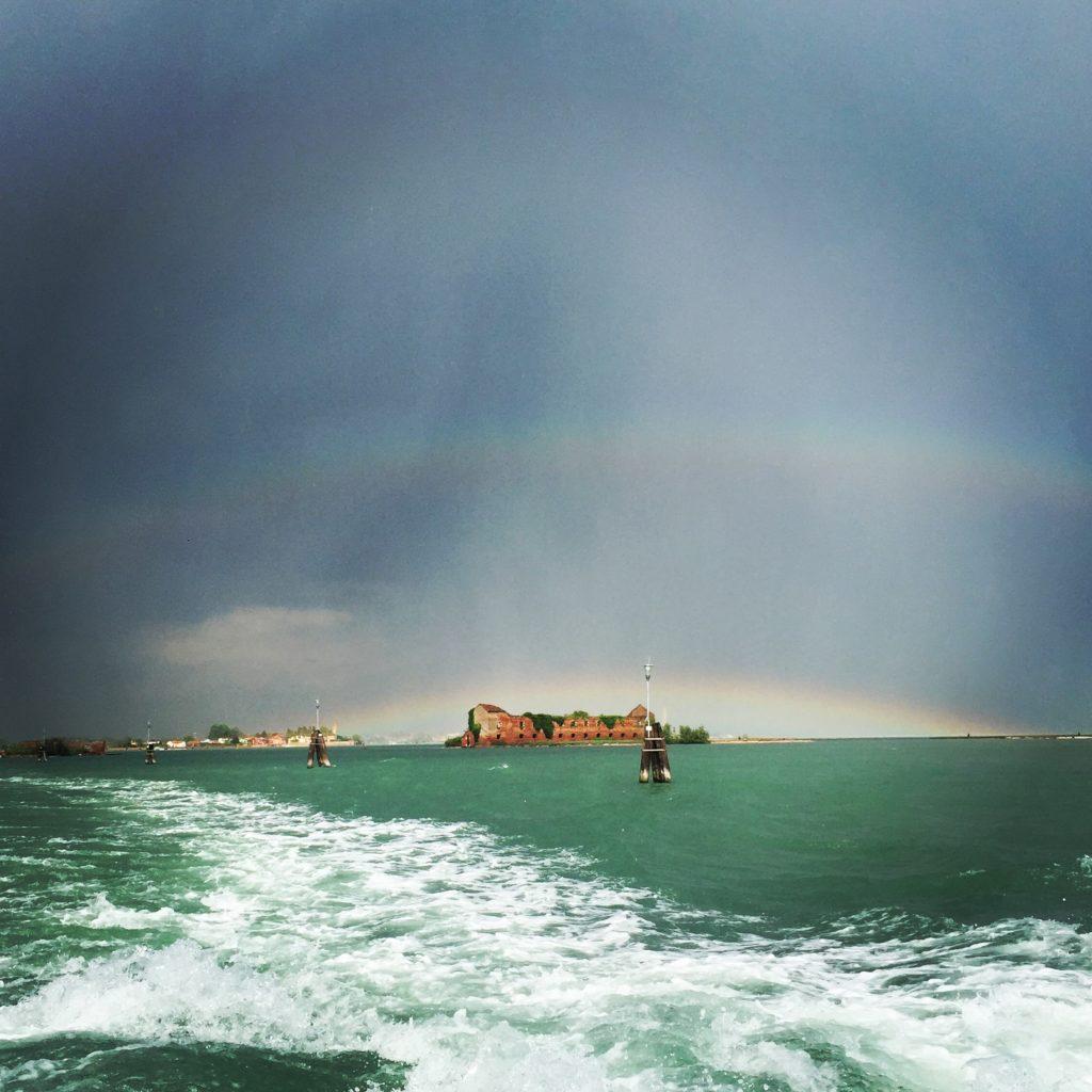 Rainbow Burano