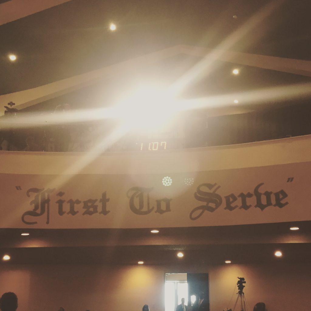 Senator Dianne Feinstein town hall, First AME Church, 4/20/17